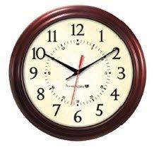Innovation Wireless Wood Clock-2